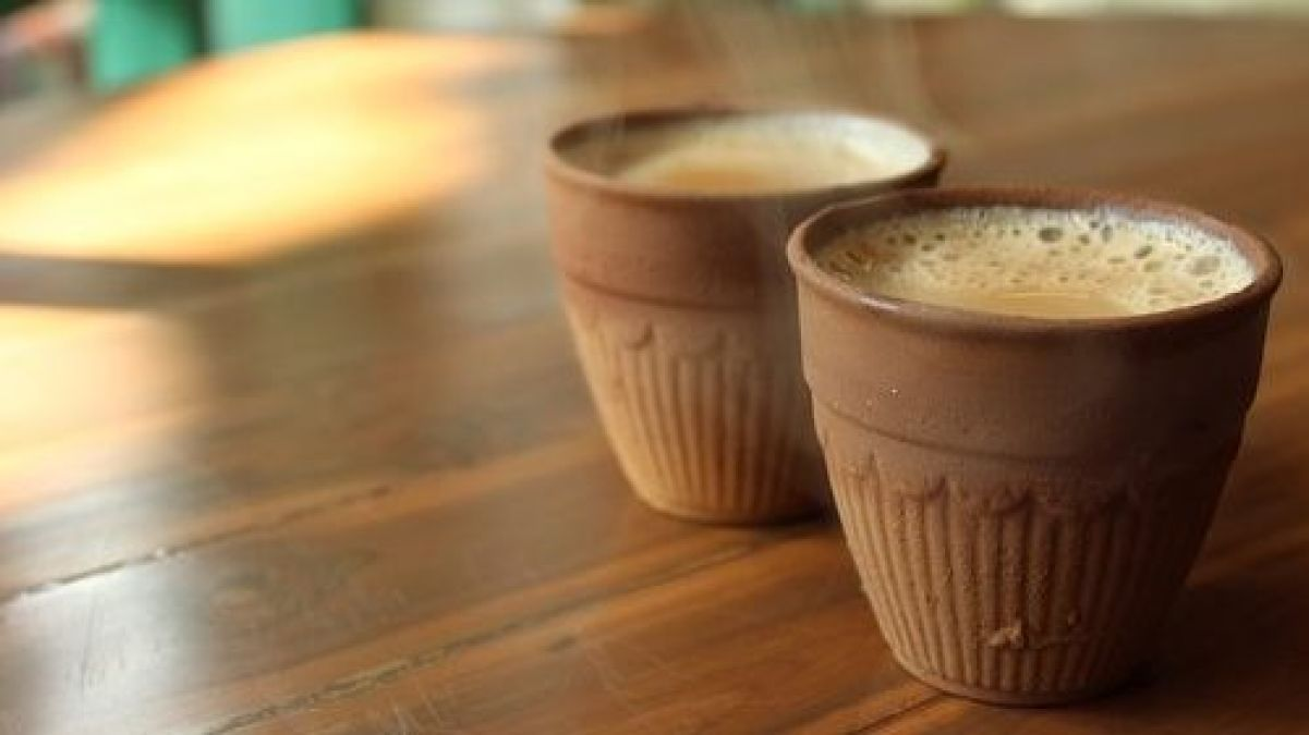 Now you can enjoy Kulhar Tea at malls and airports also, the government is preparing up!