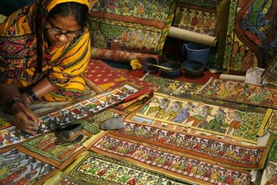 This decision of India's Government can damage the handicrafts industry, taken under the pressure of Trump