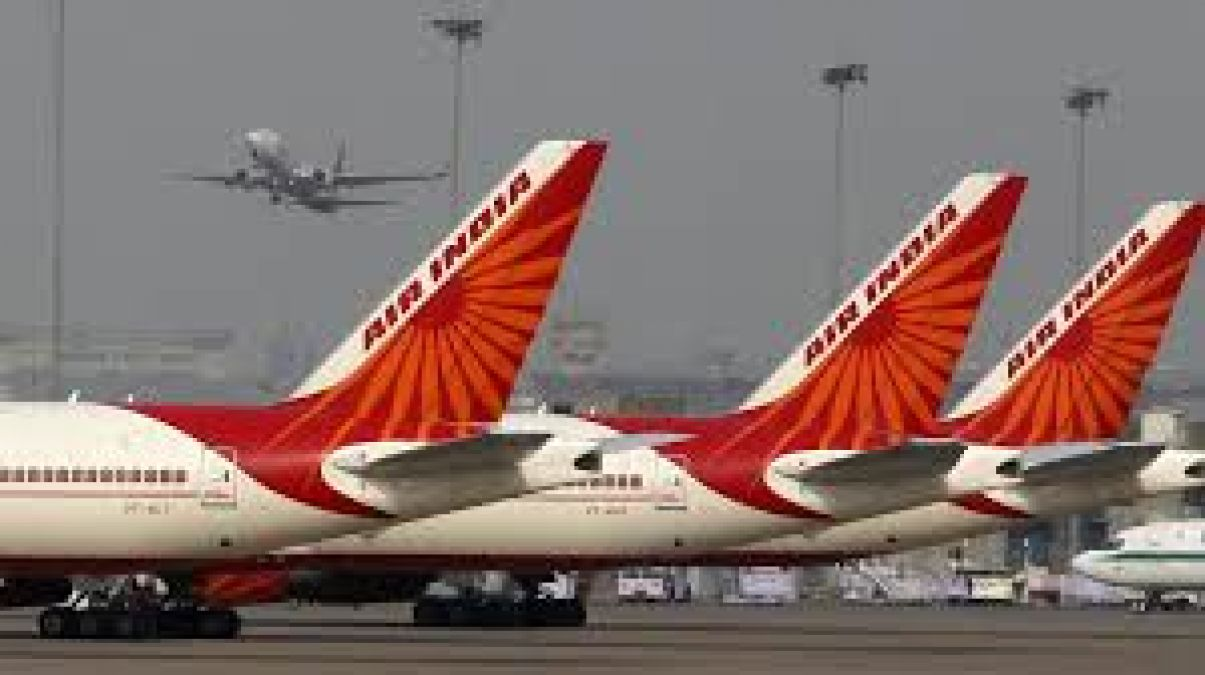 Air India denies any problem in air services due to halt in fuel supply