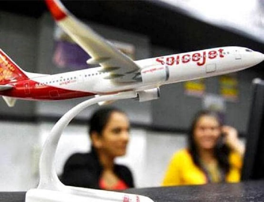 SpiceJet started a special offer - Travel in Air just Rs