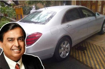 Mukesh Ambani adds new bulletproof car to his convoy