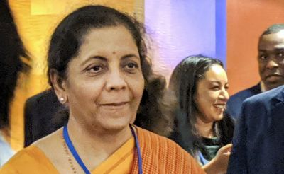 Nirmala Sitharaman hints about Continuation of economic reforms