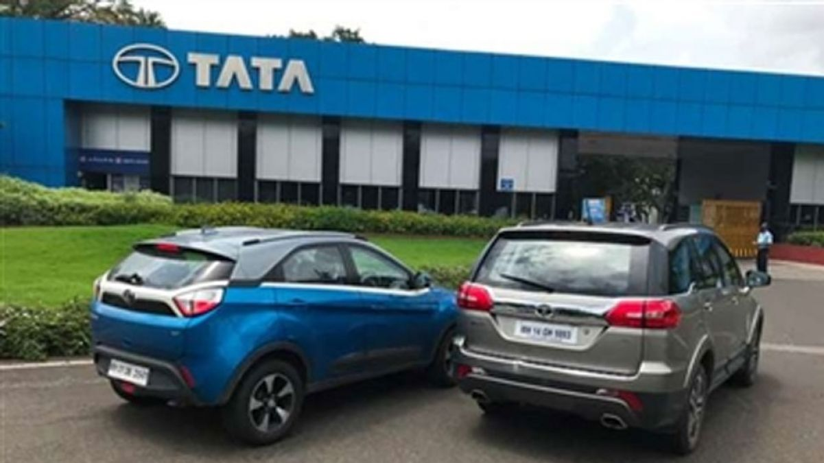 TATA Motors sales down by 25%, this much vehicles sold last year