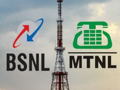 92000 employees of BSNL-MTNL are planning to take VRS