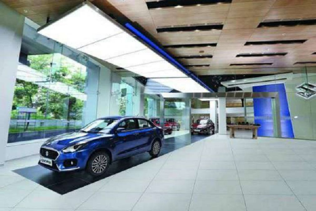 Maruti production increased in November after 9 months of cut, data sent to stock