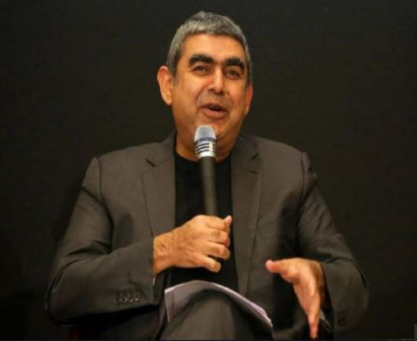 Former Infosys CEO Vishal Sikka joins Oracles