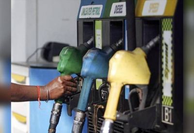 Petrol diesel prices fell for the sixth consecutive day, diesel prices stable