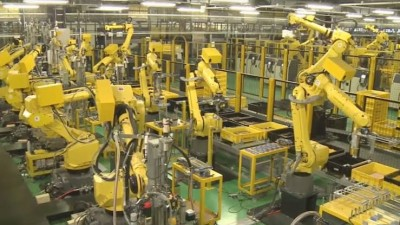 Manufacturing activity becomes fastest due to new orders and output