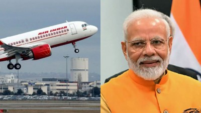 PM Narendra Modi praises Air India for rescuing Indians from China
