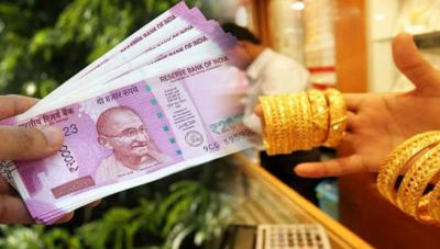 Tension in market due to US-Iran conflict, Rupee depreciated while gold rises