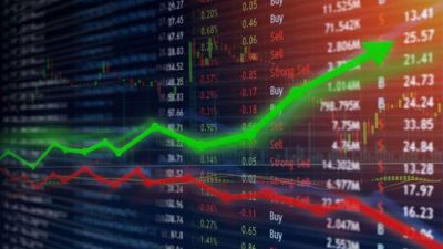 Strong rise in stock market, Sensex and Nifty reaches new highs
