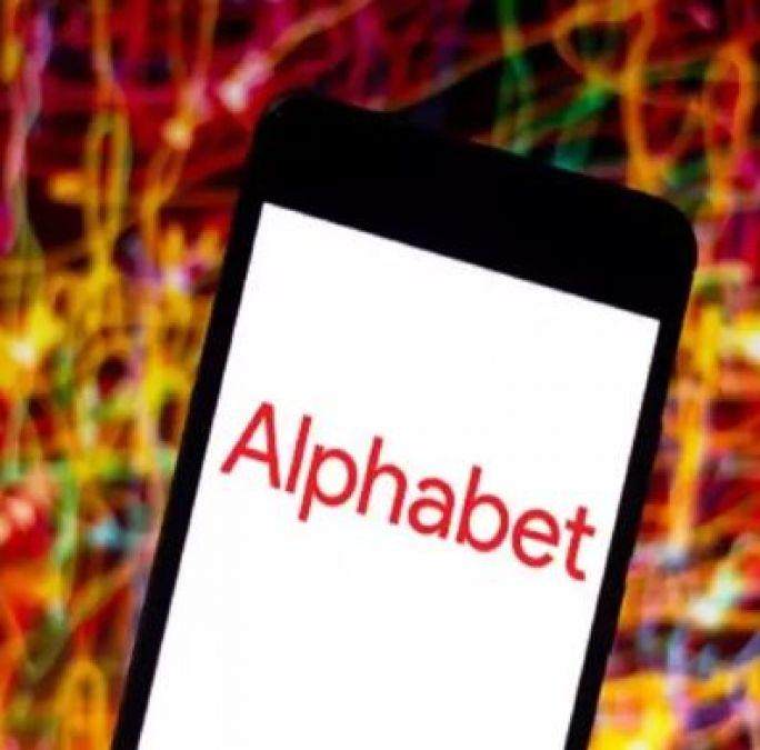 चौथी अमेरिकी कंपनी बनी अल्फाबेट, छुआ एक लाख करोड़ डॉलर का मार्केट कैप