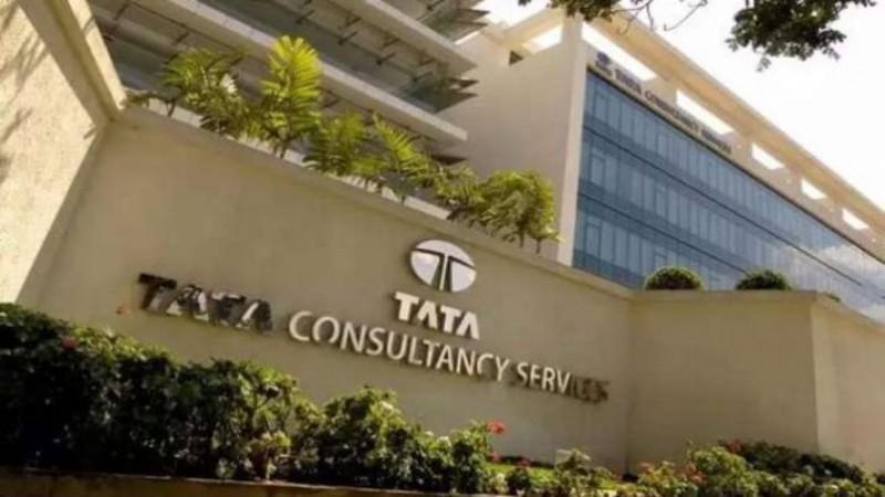 TCS के मार्केट कैपिटल में जबरदस्त उछाल, बनी देश की सबसे मूल्यवान कंपनी