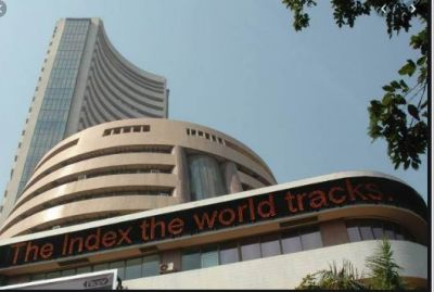Sensex 250 and Nifty fall by 75 points, market's initial round starts from fall
