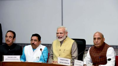 PM Modi convenes all-party meeting before budget session, government ready to talk on every issue