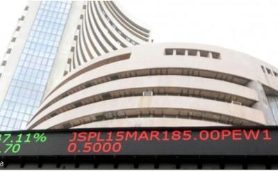 Share market rising, Sensex crosses 36000 mark