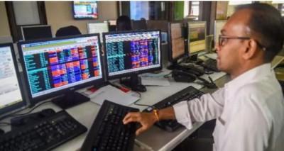 Tech Mahindra's stock made a big jump, Sensex crosses 38 thousand mark