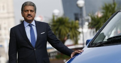 Anand Mahindra's investment gives big support to startups