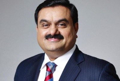 Gautam Adani suffers major setback, freezes Rs 43,500 crore shares