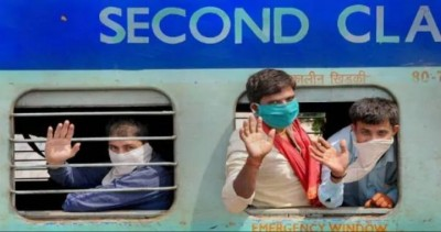 60 lakh people reached their homes by labours special trains