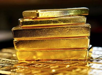 Gold price declines due to sluggish demand of jewellery sellers