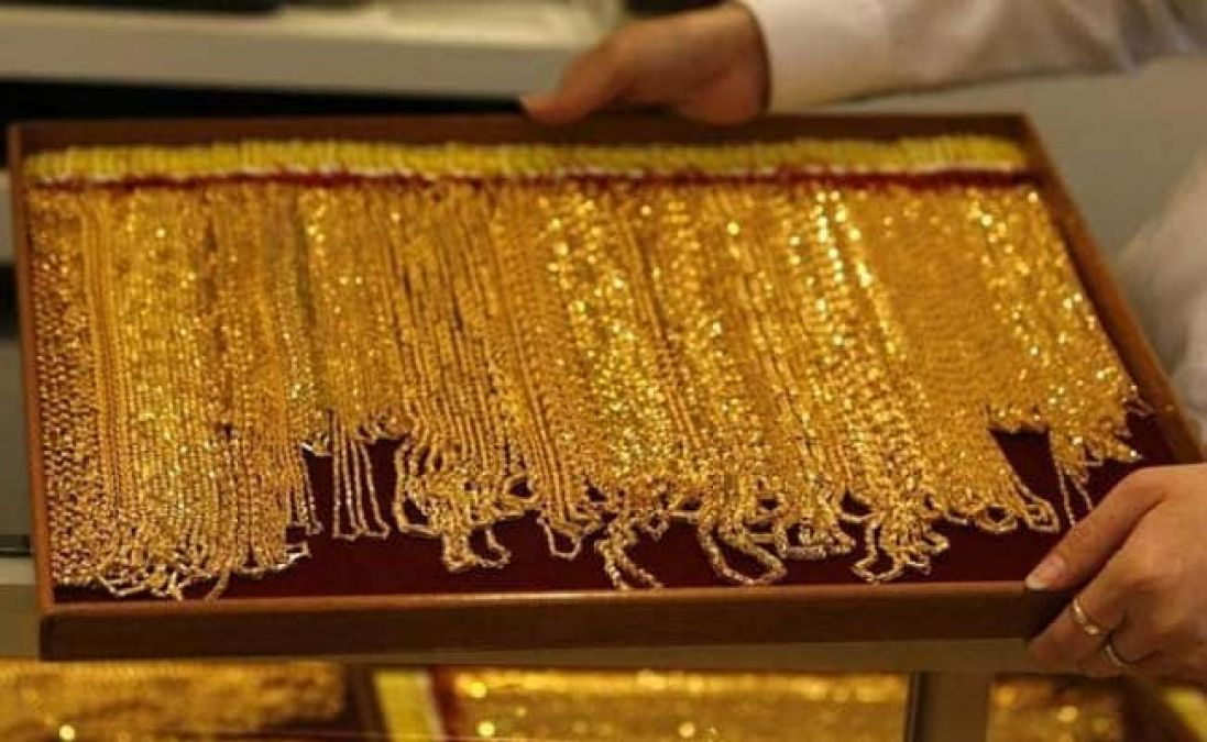 Gold Prices hit a 6-Year Highs, here's the reason