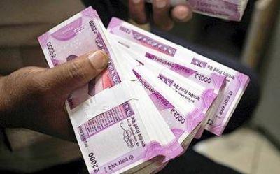 बढ़ते बाजार को देख रुपये में भी नजर आया बड़ा उछाल