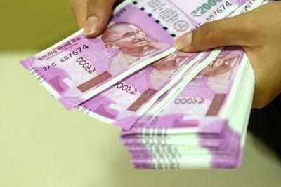 डालर के मुकाबले छह पैसे गिरकर 69.80 रुपए पर पहुंचा रुपया