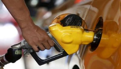Petrol prices rise for fourth consecutive day, diesel prices stable