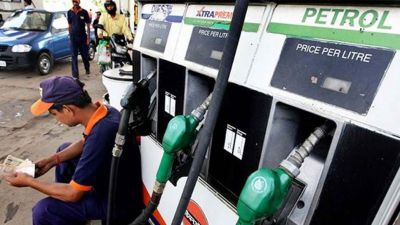 Petrol prices rise for third consecutive day, diesel prices stable
