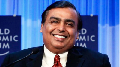 Mukesh Ambani became the first Indian with assets of 5 lakh crores, Reliance's market capital broke all records