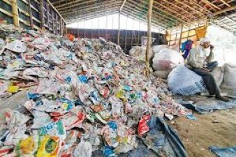The cement industry has said this regarding waste management