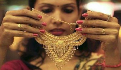 Gold prices fall drastically before Diwali, silver's prices also go down