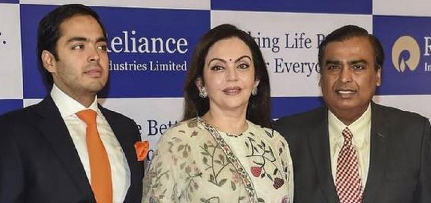 Reliance Industries records massive profit, earned this much profit in the second
