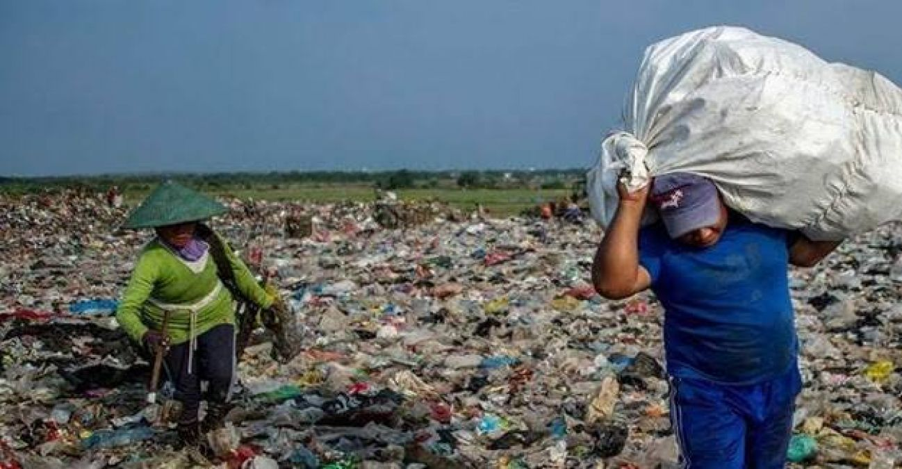 Win a prize of three lakh rupees by offering options for single-use plastic