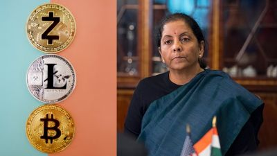 Finance Minister Sitharaman gave this statement regarding cryptocurrency