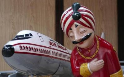 Air India under debt; will be sold next month