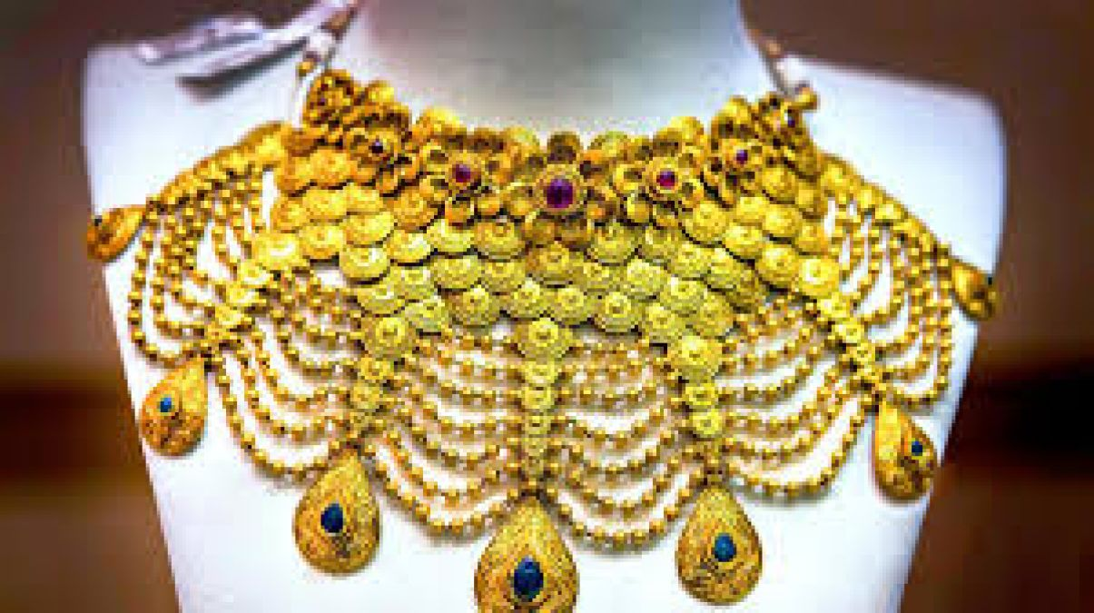 The central government gave this facility to jewelry exporters
