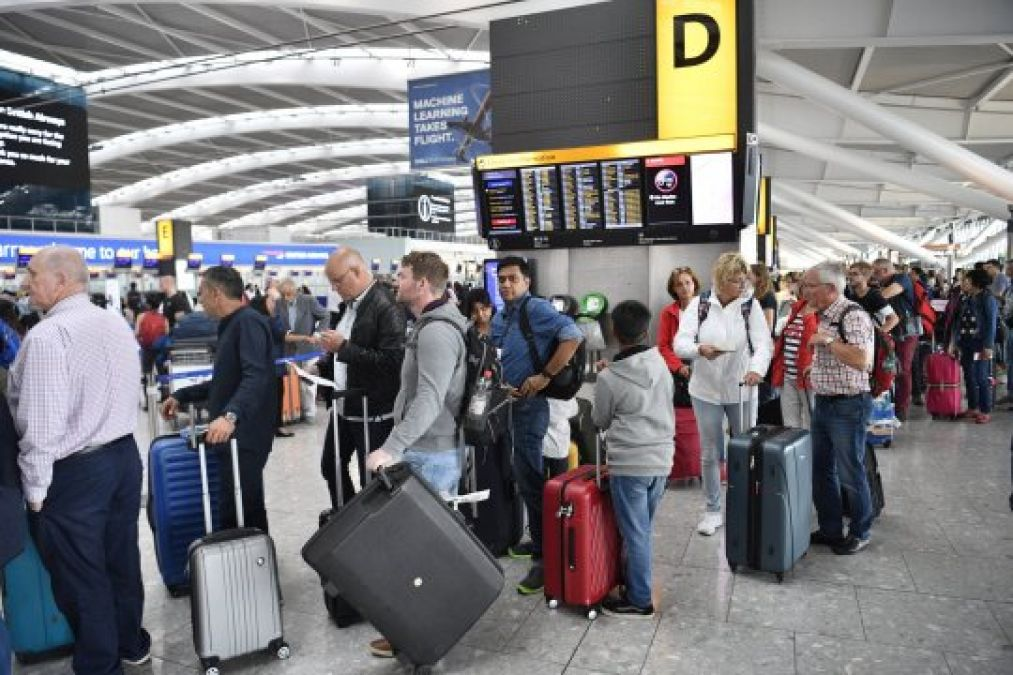 Pilots of this airline on strike, 1500 flights cancelled
