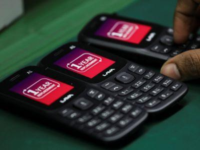 मेक इन इंडिया: स्मार्टफोन निर्यात में 700 फीसद की वृद्धि दर्ज