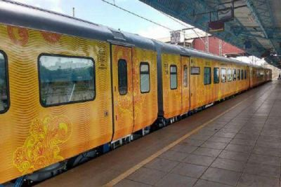 Big announcement of IRCTC, now passengers of this train will get 25 lakh free insurance