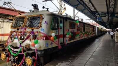 Railway Minister's big gift to Mumbaikars, now Rajdhani Express will run four days a week