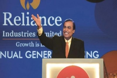Reliance Industries created history, broke market capitalization record