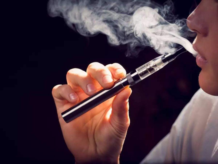 Shares of cigarette companies rise as government bans e-cigarettes