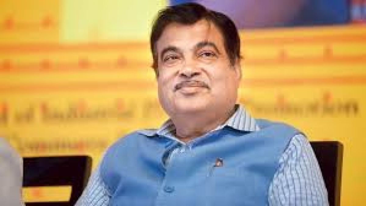Nitin Gadkari said this about reduction in corporate tax