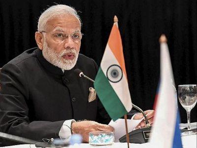 पीएम मोदी ने कॉरपोरेट टैक्स में कटौती के निर्णय को बताया ऐतिहासिक