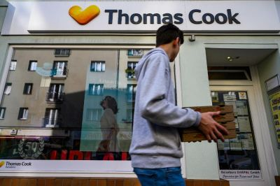 More than 21,000 people lose their jobs after Thomas Cook's bankruptcy