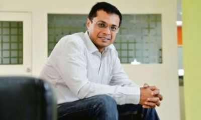 Sachin Bansal will take over the post of CEO in this company, has invested Rs 740 crores