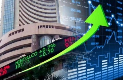 Today HDFC and Kotak shares surge with open market