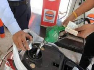 Petrol prices fall today, new price here